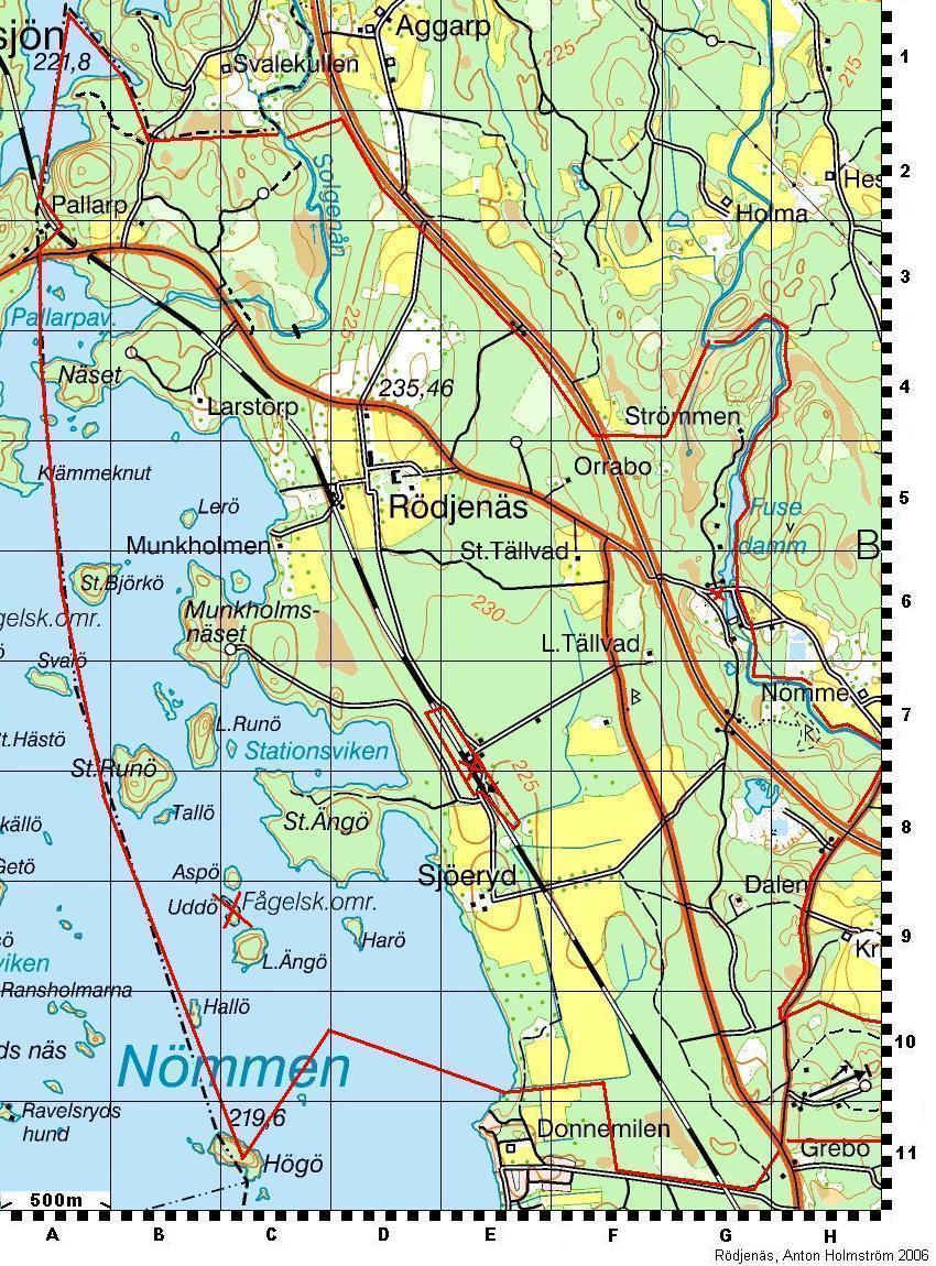 koordinater karta Helikopter koordinater karta